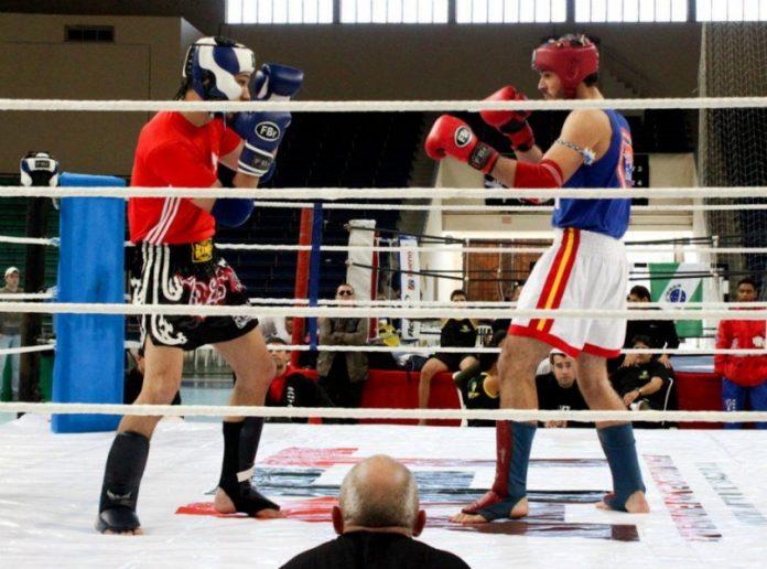 O esporte tem origem Tailandesa e usa cotovelos e joelhos, além de socos e chutes. Foto: Arquivo Pessoal/Divulgação