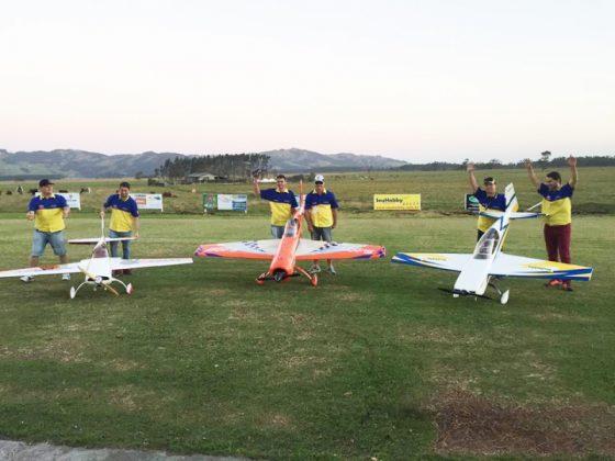 Evento vai reunir 70 pilotos com suas aeronaves  - Foto: Divulgação/Notisul