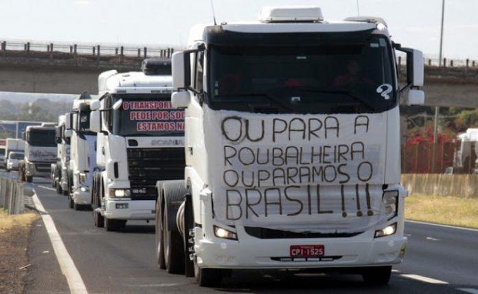 Movimentação pelo Brasil