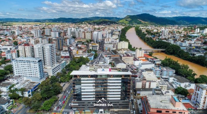 Drones Sul/Divulgação/Notisul