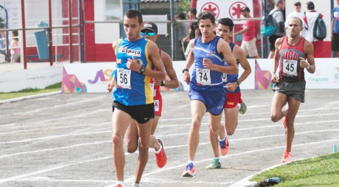 O atletismo teve destaque nos Jasc conquistando as primeiras medalhas da categoria para a Cidade Azul - Foto: Alessandro Koizumi/Fesporte/Divulgação/Notisul
