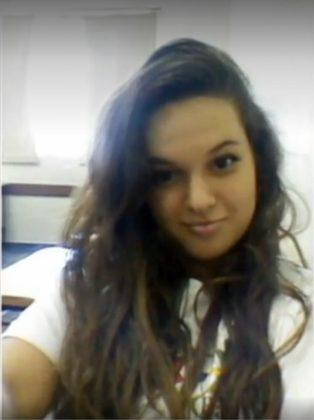 Paloma Botelho de Vasconcelos, 21 anos, contou com a ajuda do namorado