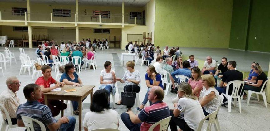 Encontro de missionários - Foto: diácono Simão dos Santos Ferreira/Divulgação/Notisul
