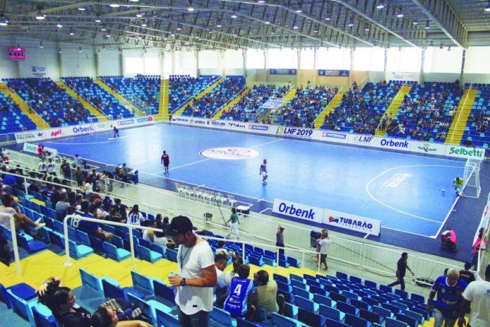 Foto: Tubarão Futsal/Notisul