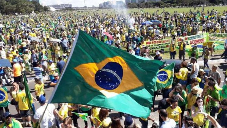 Esplanada em Brasília - Foto: Minervino Junior/CB/DA Press