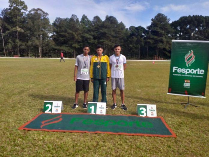 Foto: Arquivo Escola Municipal de Atletismo/Divulgação/Notisul