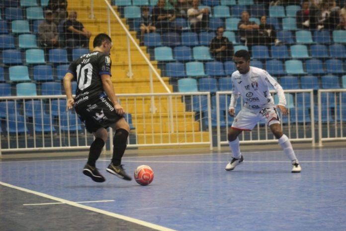 Tubarão Futsal/Divulgação/Notisul