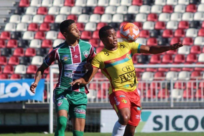 Lucas Gabriel Cardoso/Brusque FC/Divulgação/Notisul