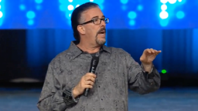 Pastor conservador Perry Stone