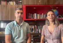 O cardiologista dr Bruno Medeiros dos Santos e a psicóloga Juliana Mendes falam sobre Coronavírus e saúde mental