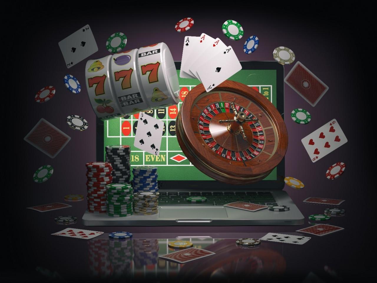 Jogos de cassino gratis online