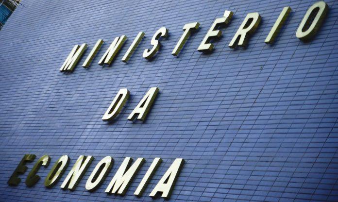 #Pracegover Foto: imagem do prédio do Ministério da Economia