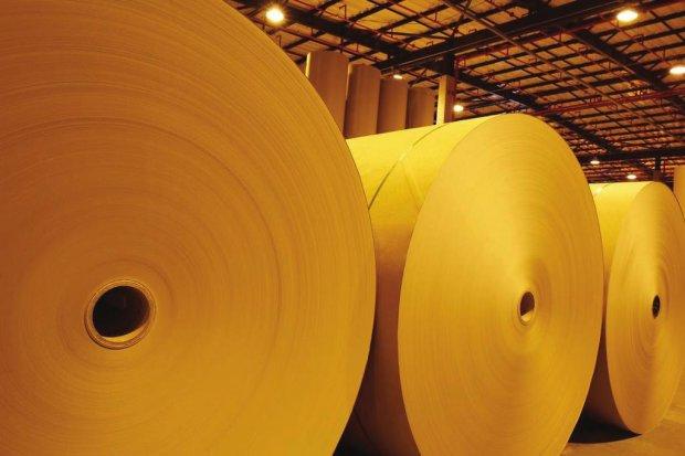 #Pracegover Foto: na imagem há rolos de papel