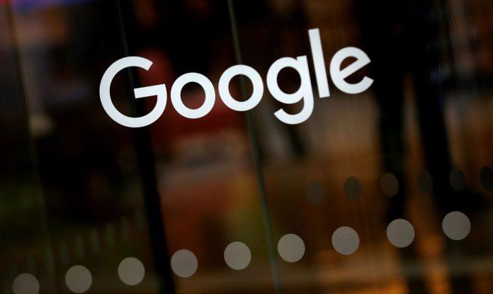 #Pracegover Foto: na imagem há o logotipo do Google