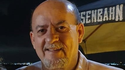 #Pracegover Na foto, Narbal Cardoso aparece sorrindo