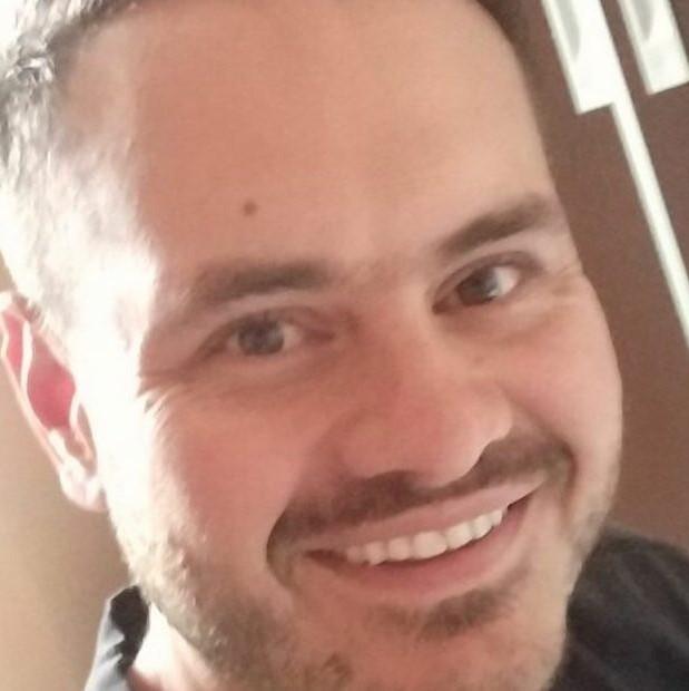 #Pracegover Na foto, Michel de Jesus aparece sorrindo