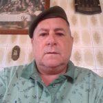 #Pracegover Na foto, Subtenente da reserva da Polícia Militar Graciano Rocha