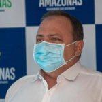 #Pracegover Na foto, Ministro da Saúde, Eduardo Pazuello