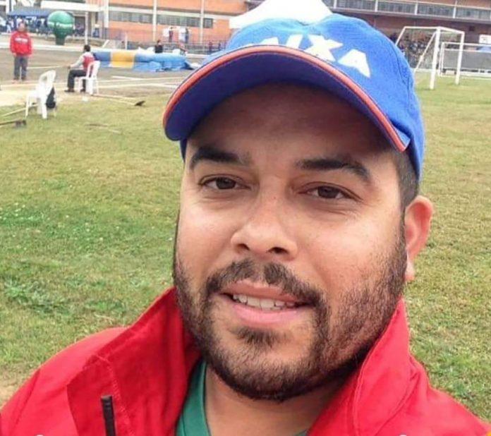 #Pracegover Na foto, Rafael Moreno aparece sorrindo