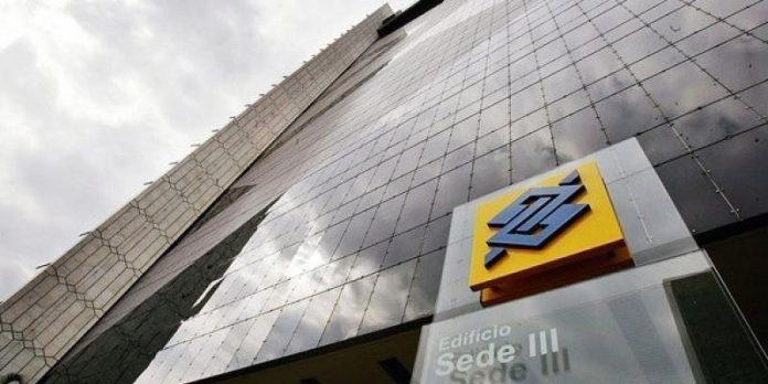 #Pracegover Na foto, a fachada da agência do Banco do Brasil
