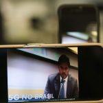 #Pracegover Foto: na imagem há um celular
