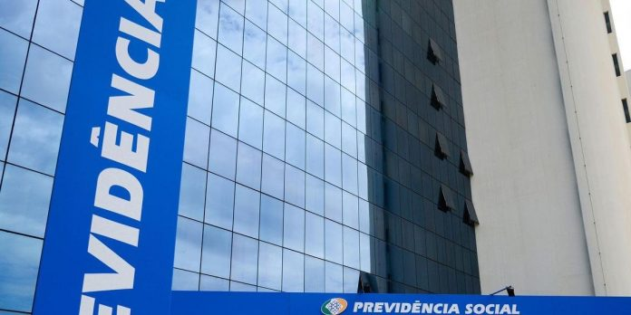 #Pracegover Foto: na imagem há o prédio do INSS