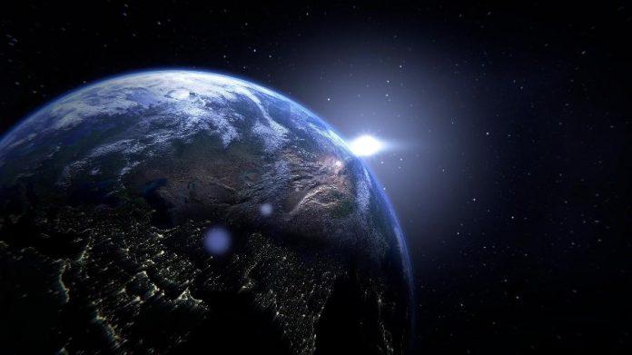 #Pracegover Foto: na imagem há a terra