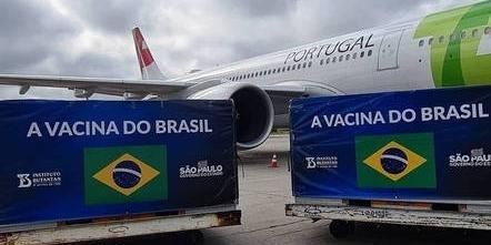 #Pracego ver Foto: na imagem há uma aeronave