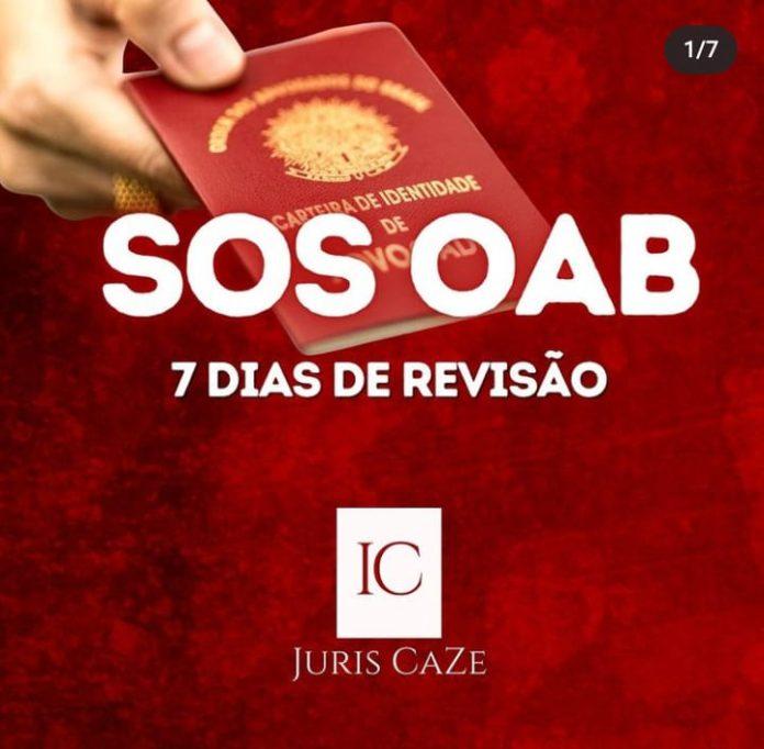 #Pracegover Foto: na imagem há uma mão e uma carteira da OAB