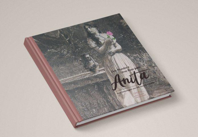 #Pracegover Foto: na imagem há um livro