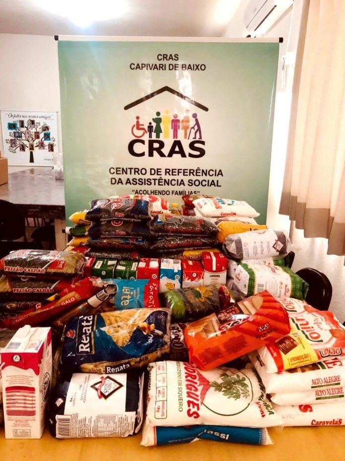 #Pracegover Foto: na imagem há vários alimentos