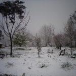 #Pracegover Na foto, paisagem serrana coberta pela neve