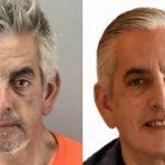 #Pracegover Na foto à esquerda o advogado aparece com semblante sério e à direita está sorrindo