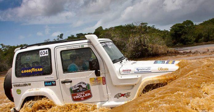 Jipe Troller deixará de ser produzido pela Ford no Ceará em setembro