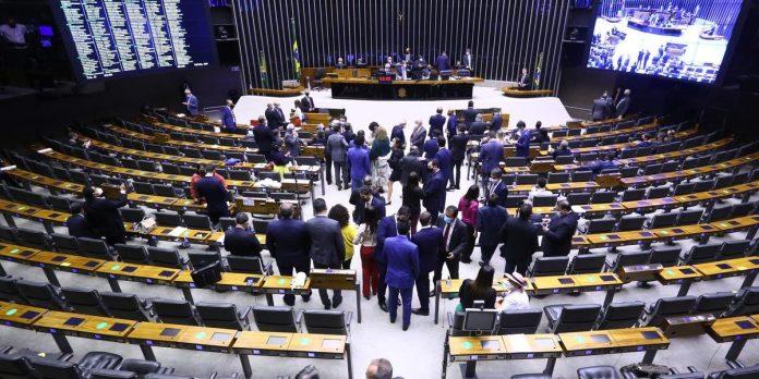Plenário da Câmara dos Deputados rejeita PEC do voto impresso