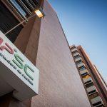 #Pracegover foto: na imagem há o prédio do MPSC